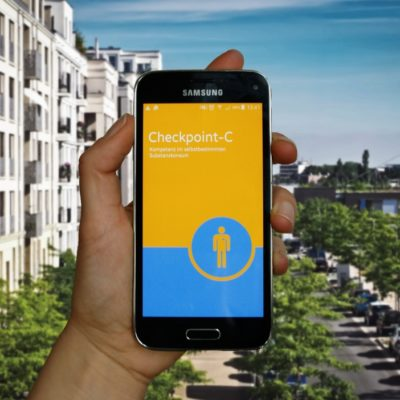 Konsumbegleitung per Smartphone